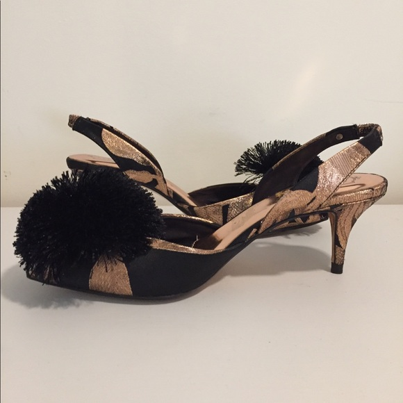 25f2fa32d3 Ted Baker London Shoes   Ted Baker Mikali Yarn Pouf Sandal   Poshmark